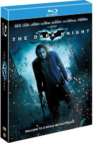 The Dark Knight Blu-ray