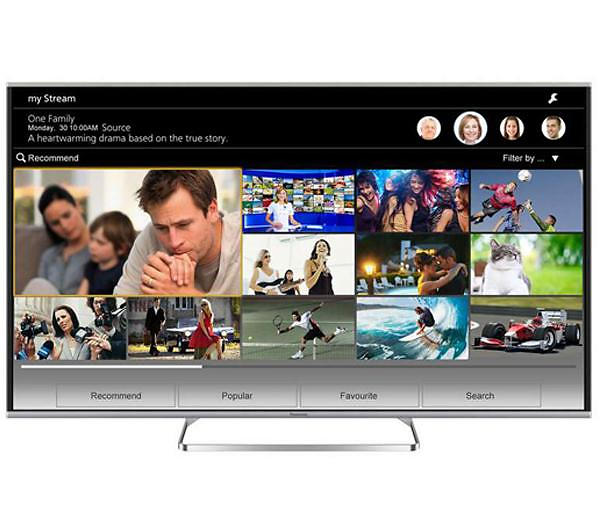 Panasonic Viera TX-50AS650E