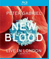 Peter Gabriel – New Blood: Live in London 3D