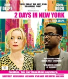 2 Days in New York Blu-ray