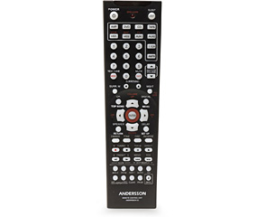 Andersson Remote R2/01