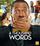 A Thousand Words Blu-ray