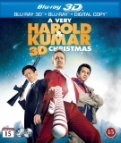 A very Harold and Kumar Christmas 3D Blu-ray