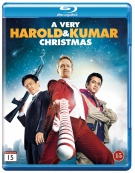 A very Harold and Kumar Christmas Blu-ray