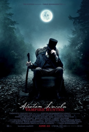 Abraham Lincoln – Vampire Hunter 3D