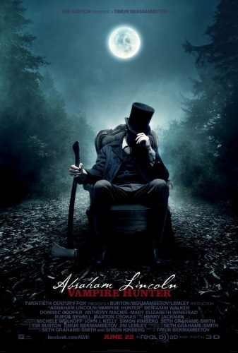 Abraham Lincoln – Vampire Hunter