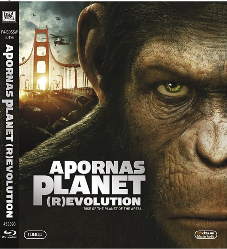 Apornas planet (R)evolution
