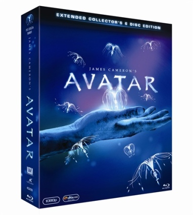 Avatar Extended Collectors edition