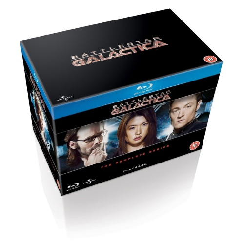 Battlestar Galactica – The complete series