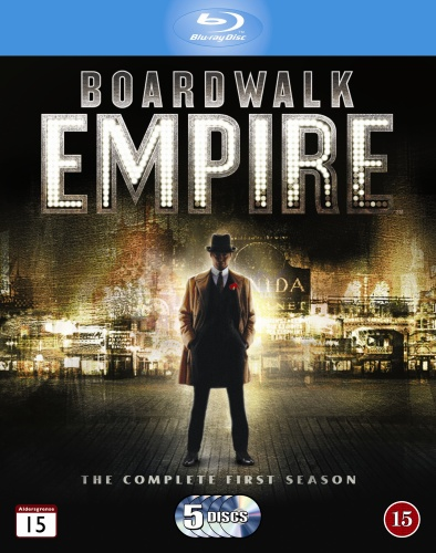 Boardwalk Empire Säsong 1