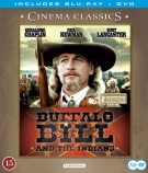 Buffalo Bill and the Indians Blu-ray