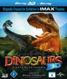 Dinosaurs Of Patagonia 3D 3D Blu-ray