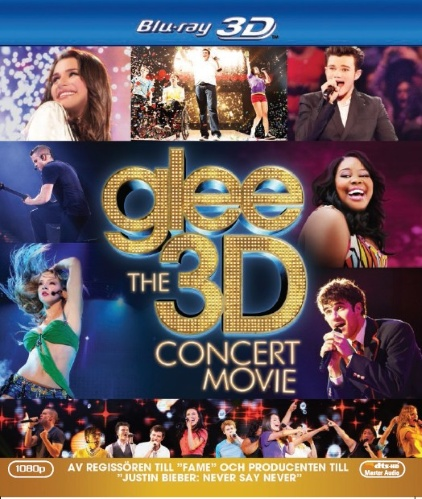 Glee – The 3Dconcert movie