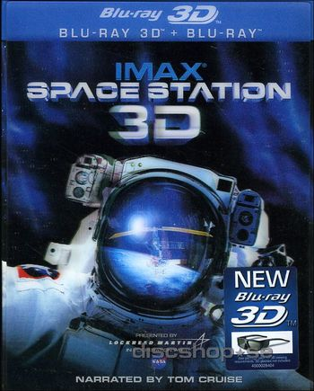 IMAX – Space station 3D