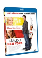 Kärlek i New York Blu-ray