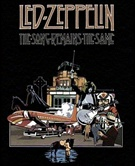 Led Zeppelin – The Songs Remains The Same Blu-ray