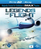 Legends Of Flight 3D 3D Blu-ray