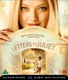 Letters to Juliet Blu-ray