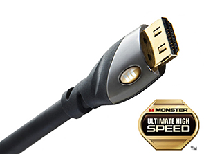 Monster HDMI Cable MC 1000HDEXS-1M