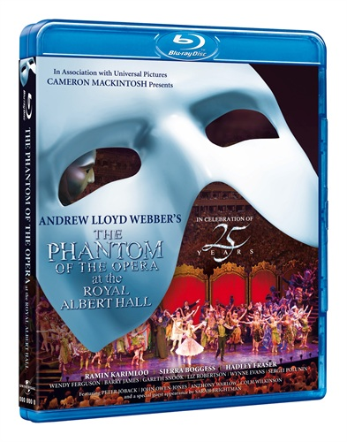 Phantom of the opera 2011
